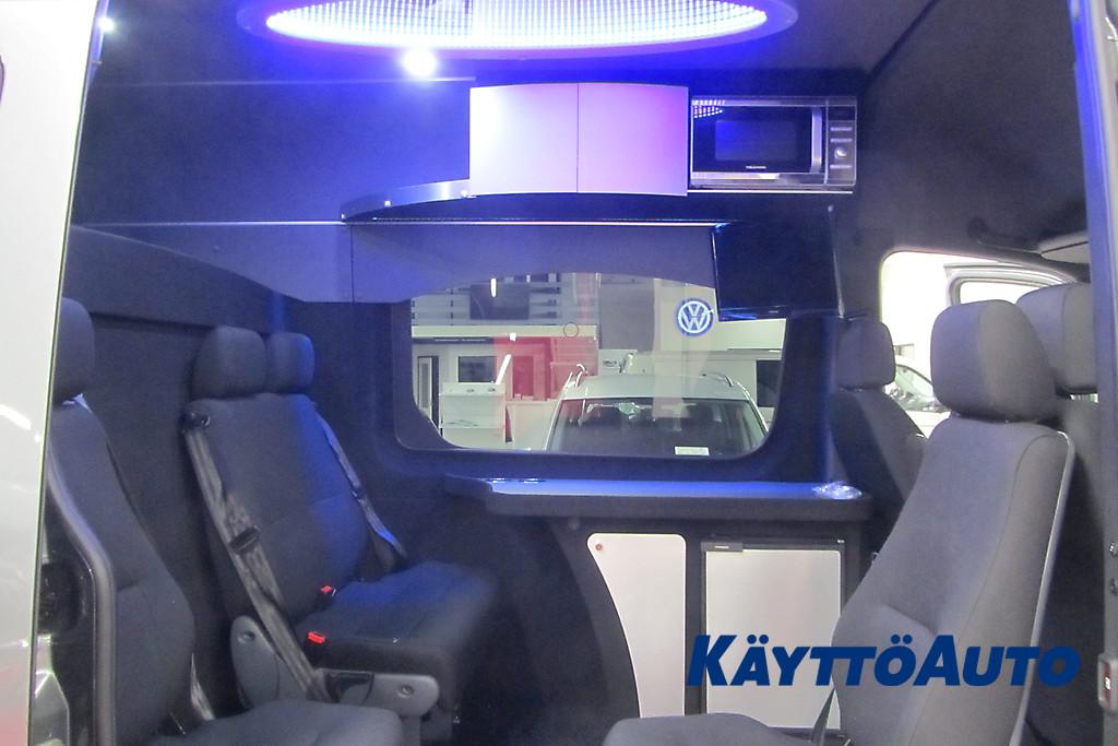 Mercedes-Benz SPRINTER 319 CDI AUTOM. JATKO-OHJAAMO. 2+4 HLÖ FNL-641 10
