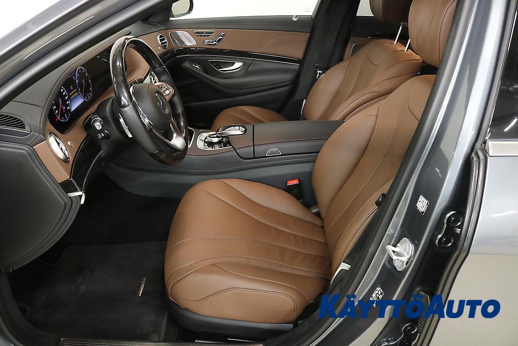 Mercedes-Benz S 560 4MATIC L GNC-151 5