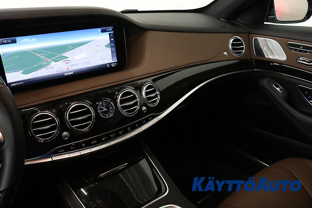 Mercedes-Benz S 560 4MATIC L GNC-151 9