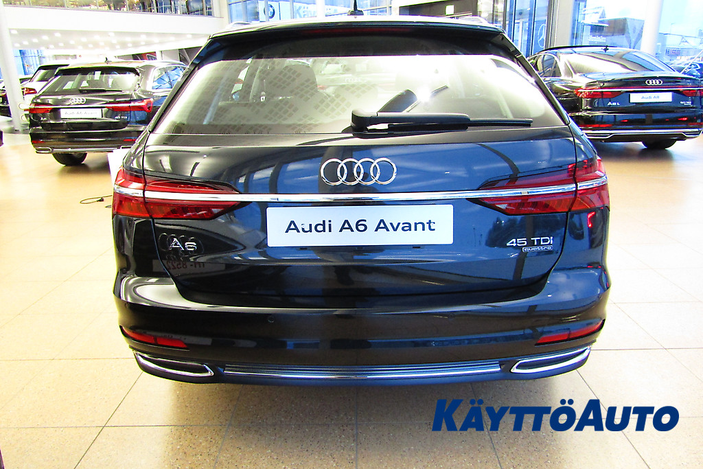 Audi A6 AVANT BUSINESS DESIGN LAUNCH EDITION 45 TDI QUATTR IOM-250 2