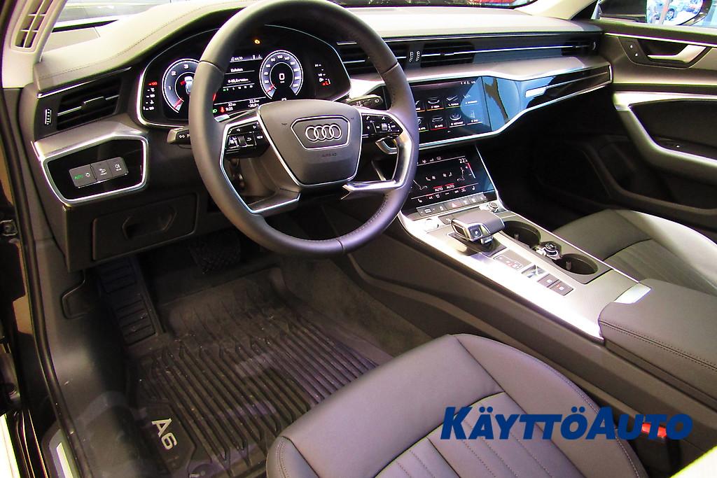 Audi A6 AVANT BUSINESS DESIGN LAUNCH EDITION 45 TDI QUATTR IOM-250 3