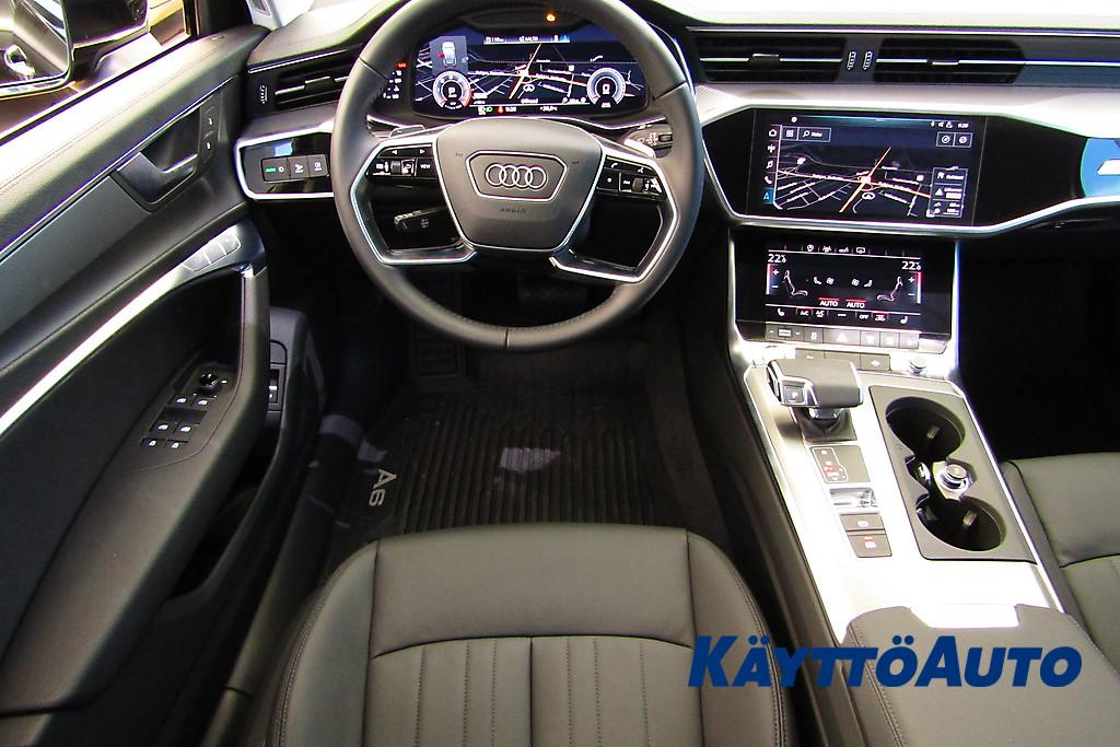 Audi A6 AVANT BUSINESS DESIGN LAUNCH EDITION 45 TDI QUATTR IOM-250 4