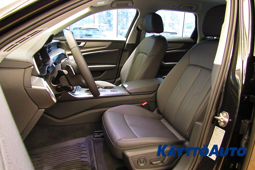Audi A6 AVANT BUSINESS DESIGN LAUNCH EDITION 45 TDI QUATTR IOM-250 5