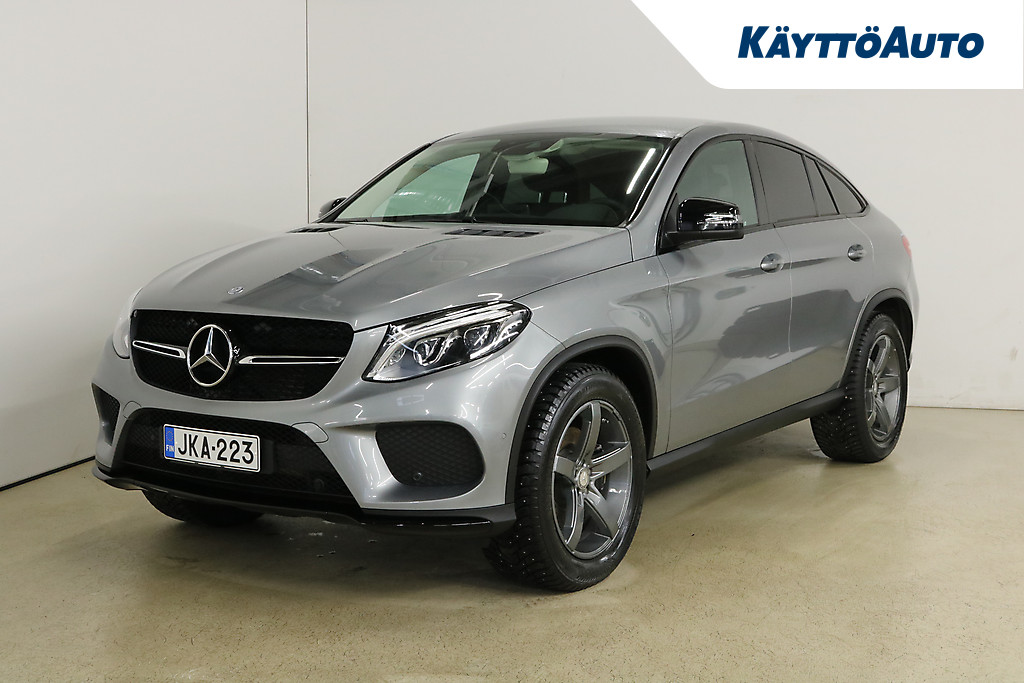 Mercedes-Benz GLE 350 D COUPÉ 4MATIC AMG JKA-223 1