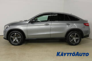 Mercedes-Benz GLE 350 D COUPÉ 4MATIC AMG JKA-223 2