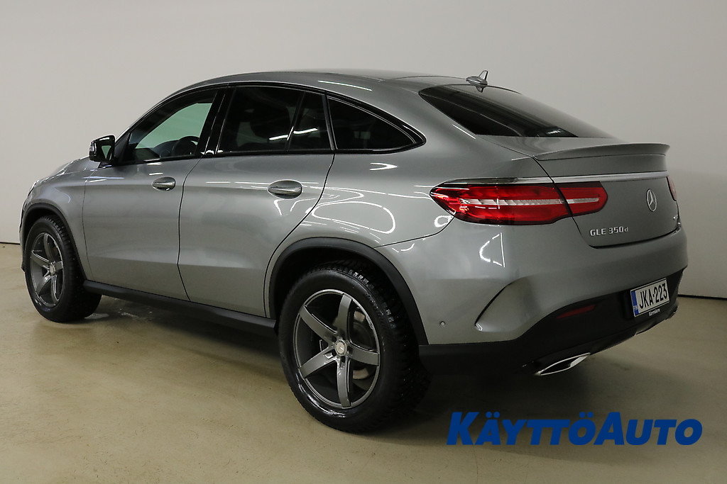 Mercedes-Benz GLE 350 D COUPÉ 4MATIC AMG JKA-223 3