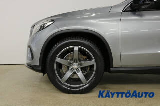 Mercedes-Benz GLE 350 D COUPÉ 4MATIC AMG JKA-223 4