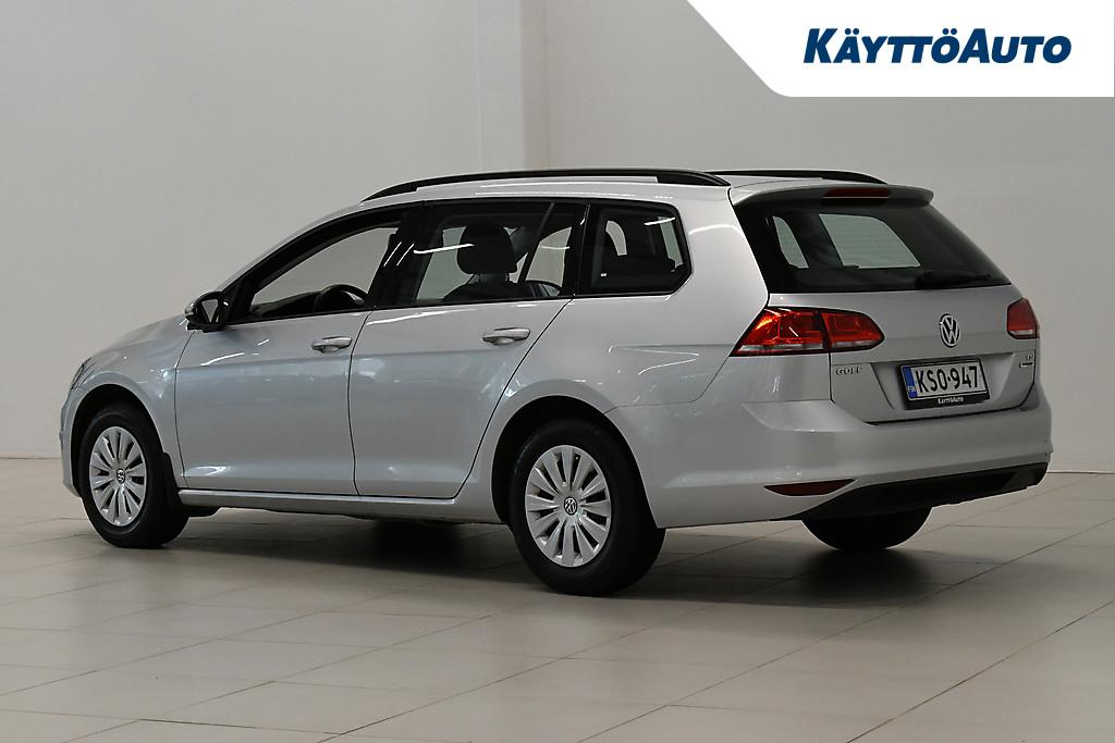 Volkswagen GOLF VARIANT LUXLINE 1,2 TSI 63 KW (85 HV) KSO-947 3