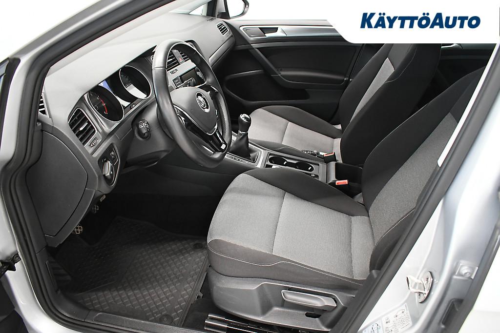Volkswagen GOLF VARIANT LUXLINE 1,2 TSI 63 KW (85 HV) KSO-947 4