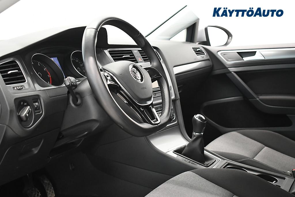 Volkswagen GOLF VARIANT LUXLINE 1,2 TSI 63 KW (85 HV) KSO-947 5