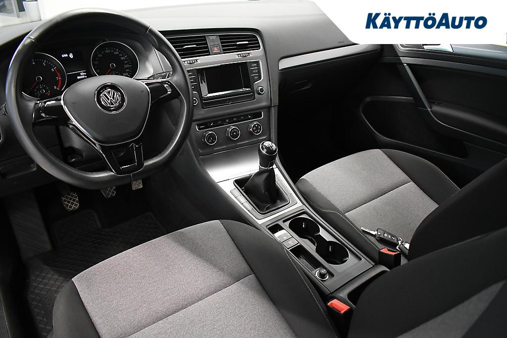 Volkswagen GOLF VARIANT LUXLINE 1,2 TSI 63 KW (85 HV) KSO-947 7