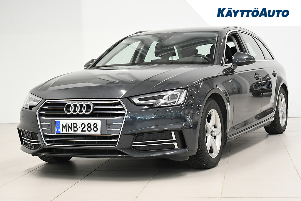 Audi A4 AVANT BUSINESS SPORT COMFORT S LINE EDITION 1,4 TF MNB-288 1