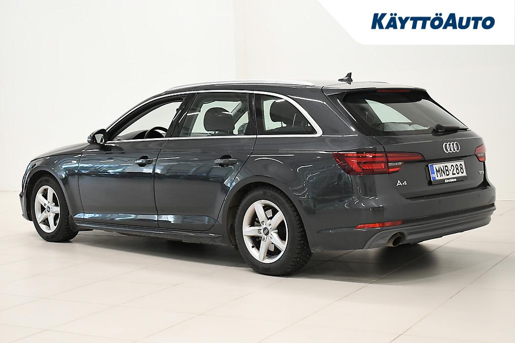 Audi A4 AVANT BUSINESS SPORT COMFORT S LINE EDITION 1,4 TF MNB-288 3